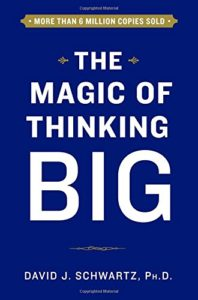 the magic of thinking big-book cover